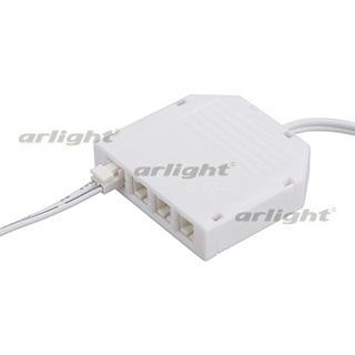 023922 Splitter BAR-DT-4xF 30cm (22AWG, 3A, 12-24 V, Female) Package 1 Pcs ARLIGHT Led Light/Furniture/...