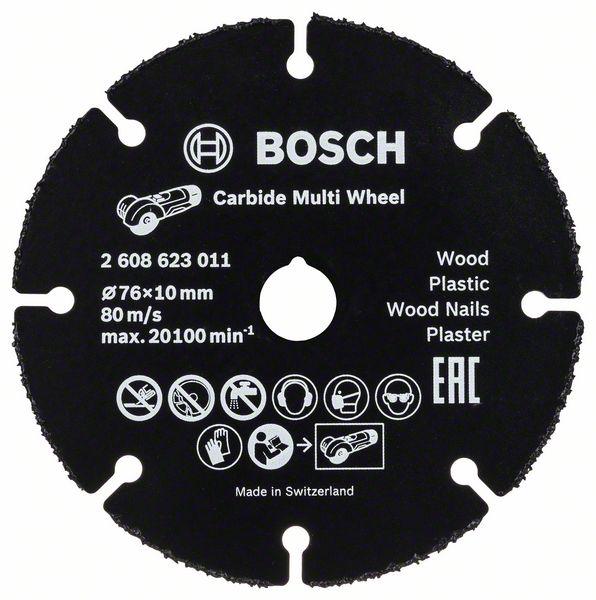 Circle Cutting BOSCH 76х1х10 (2.608.623.011)