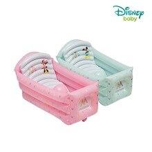 DISNEY GEO inflatable bath, PLASTIMYR, baby bath, baby bath, travel bath, portable, newborn, easy bloated, baby