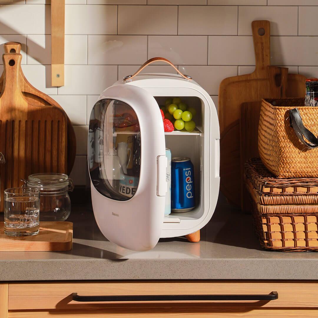 Baseus Baseus Zero Space Refrigerator 8L -6