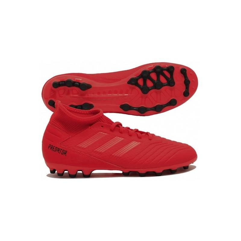 Football Boots Adult Adidas Predator 19.3 AG Network