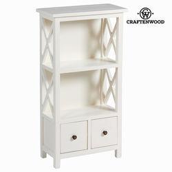 Półki Mindi wood (87x46x23 cm) kolekcja Franklin firmy Craftenwood -