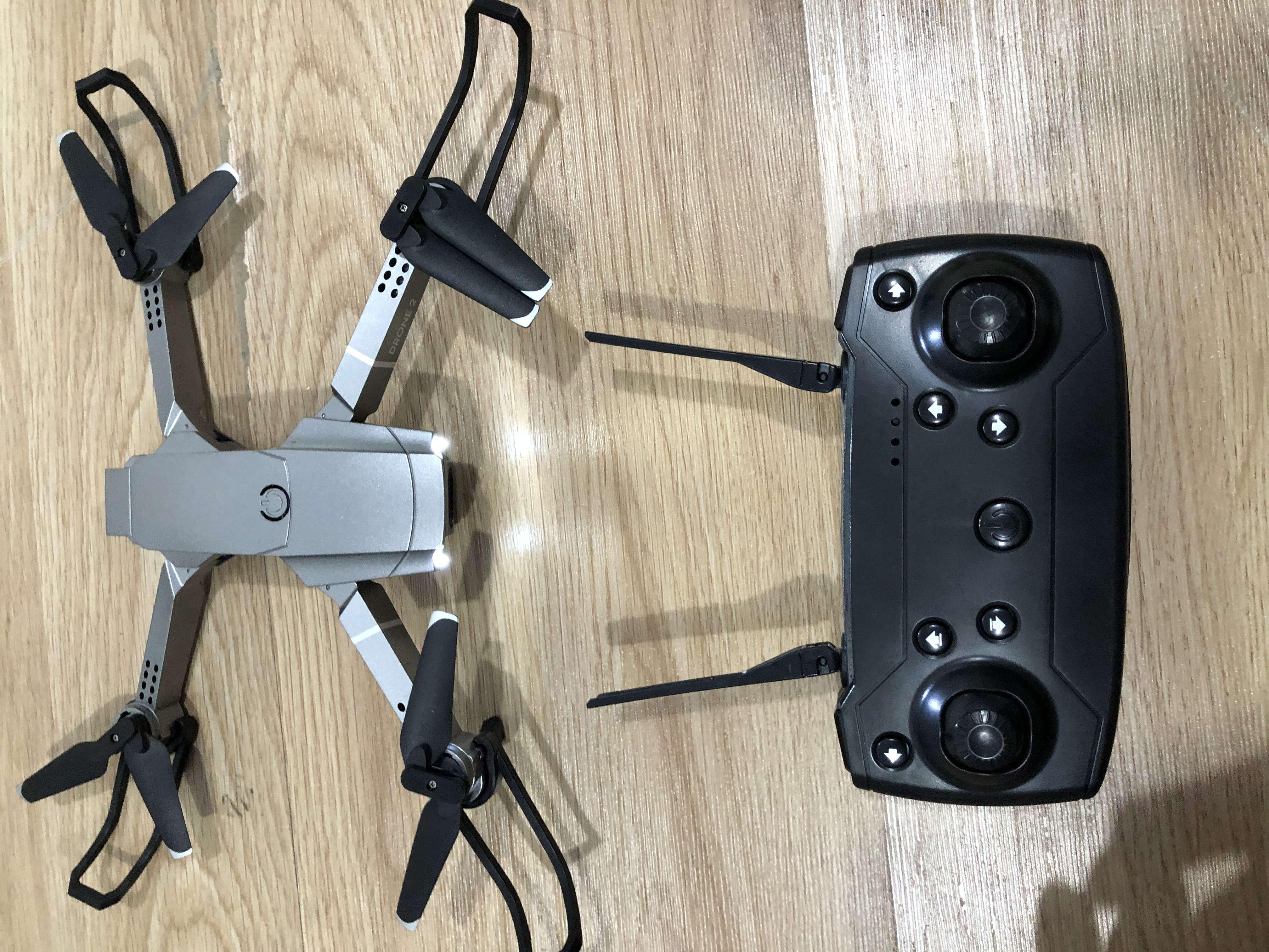 Drone 2 E68 Com Câmera HD 4K photo review
