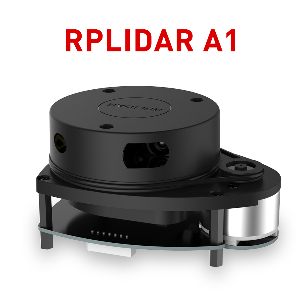 Slamtec RPLIDAR A1 2D 360 Degree 12 Meters Scanning Radius LIDAR Sensor Scanner For Bstacle Avoidance And Navigation Of Robots