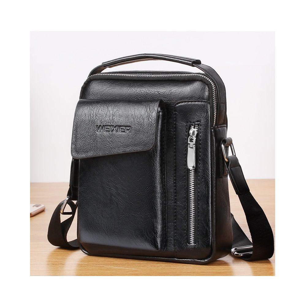 Bolso de Piel Bandolera compatible con Ebook, Tablet y para ZTE SUPREME, VIRGIN MOBILE SUPREME 1