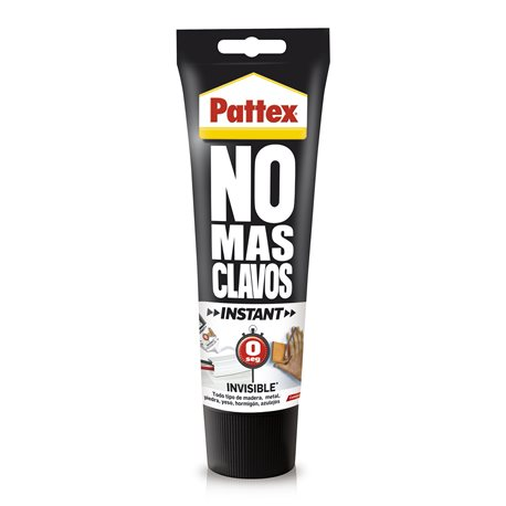 ADHESIVE MOUNT 200 GR NOT MORE NAILS TUBE PATTEX
