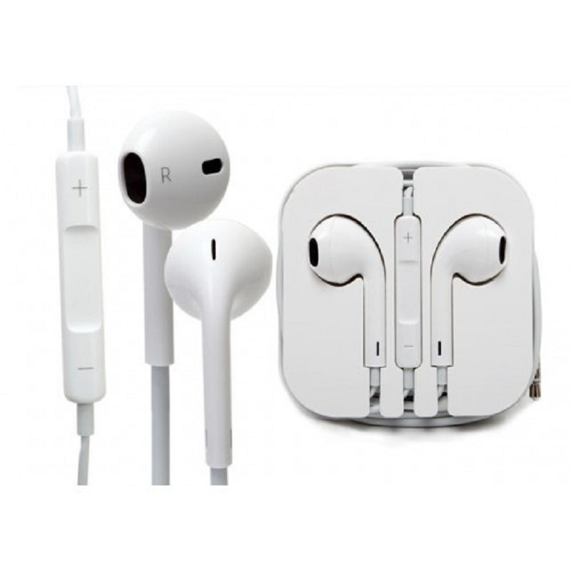 Wired Headphone Earphone With Mic For Phone Music Earphones