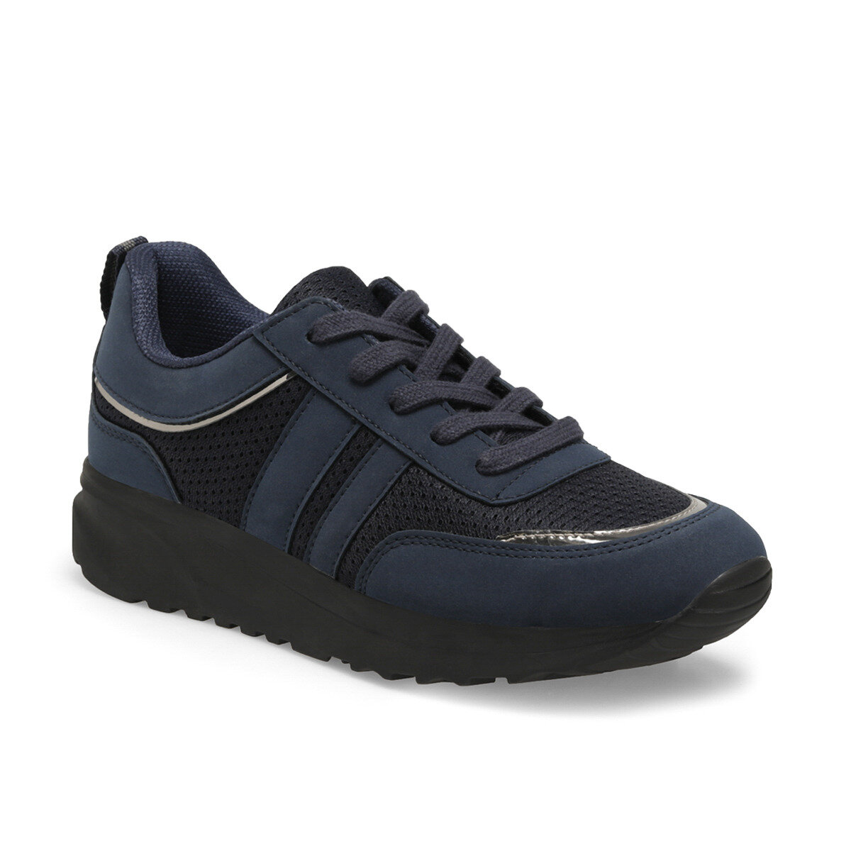 FLO CS18064-19S Navy Blue Women 'S Sports Shoes Art Bella
