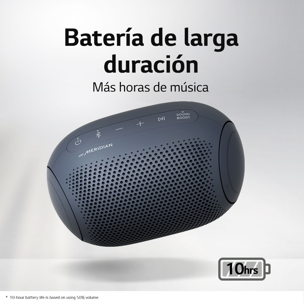 LG XBOOM Go PL5 Portable Bluetooth Speaker 7