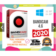 🔥HOT🔥Bandicam Screen Recorder | 2020 | Easy Installation | No watermark | Full Version