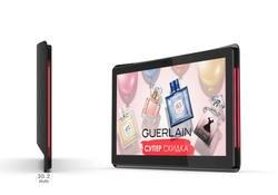 10,1 дюйма Android PoE настенный планшет с светодиодный bars для конференц-зал Конференции (Rockchip 3288,2 GB/16 GB, wifi, RJ45, bluetooth)