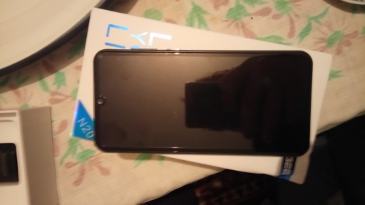 "Doogee N20 Mobile Phone 6.3"" Waterdrop Screen 16MP Triple Rear Cameras 4350mAh 4GB+64GB Octa core 10w charge 4G Smartphone"