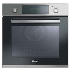 Pyrolytic Oven Candy FCPK606X PIRO 65 L 3000W Stainless steel Black