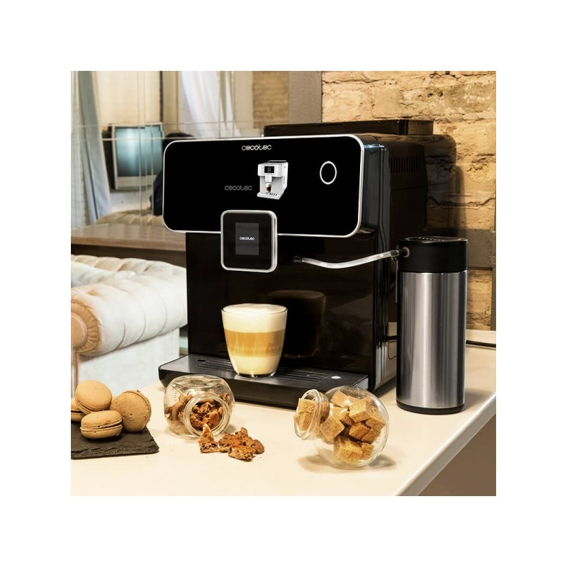 Coffee Maker Power Matic-ccino 8000 Touch Series Nera