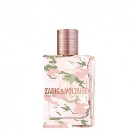 ZADIG & VOLTAIRE THIS IS HER! NO RULES EDP SPRAY 50ML
