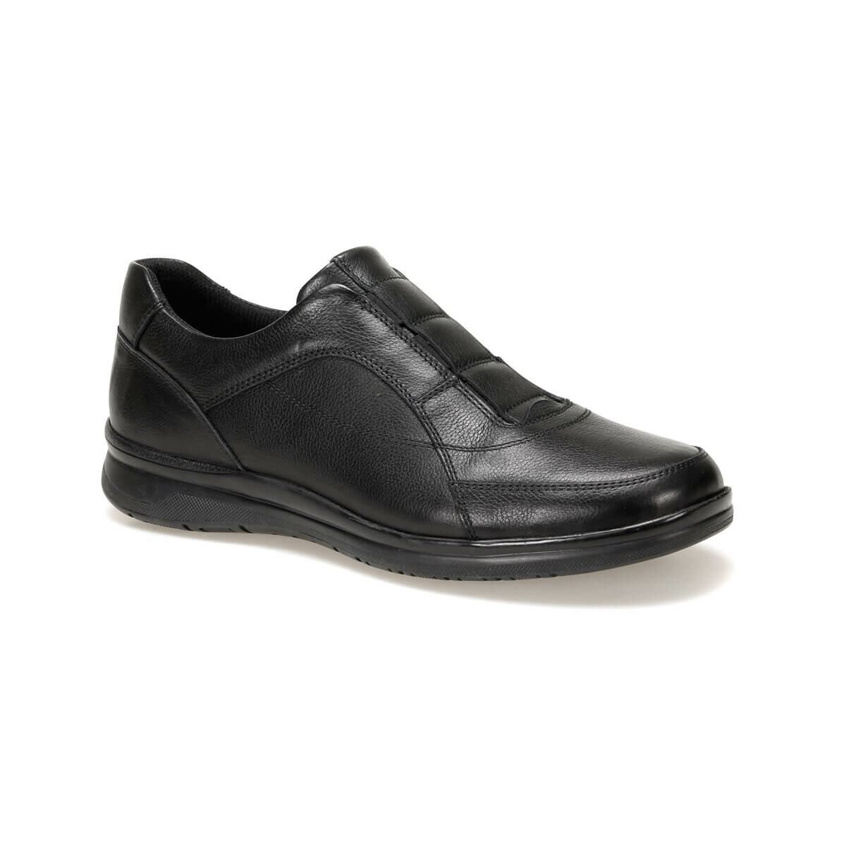 FLO 50980-4 Black Male Shoes Flogart