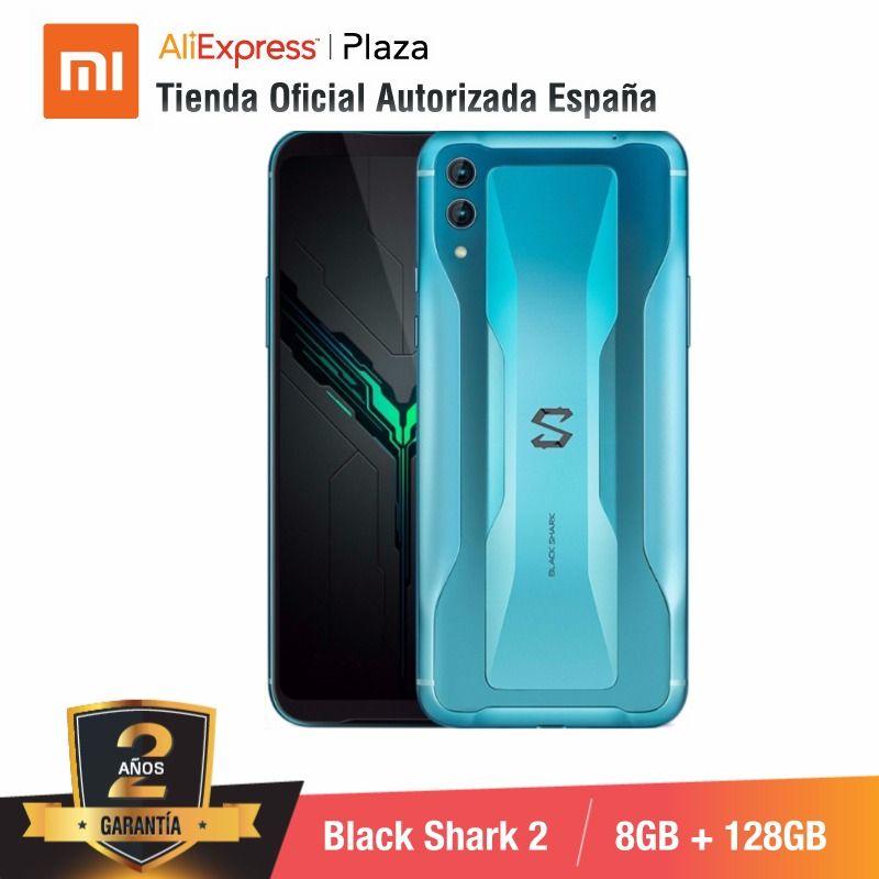 [Version mondiale pour l'espagne] Xiaomi Black Shark 2 (mémoire interna de 128 go, RAM de 8 go, Camara dual de 48MP + 12MP, téléphone de jeu) - 2