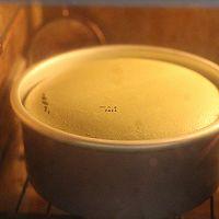 #安佳食力召集,力挺新一年# 抹茶戚风奶油蛋糕的做法图解15