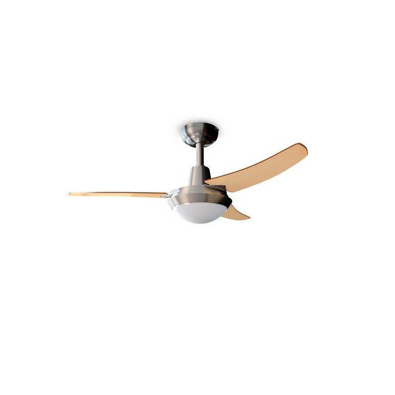 Ceiling Fan With Light Cecotec Forcesilence Aero 480 65W