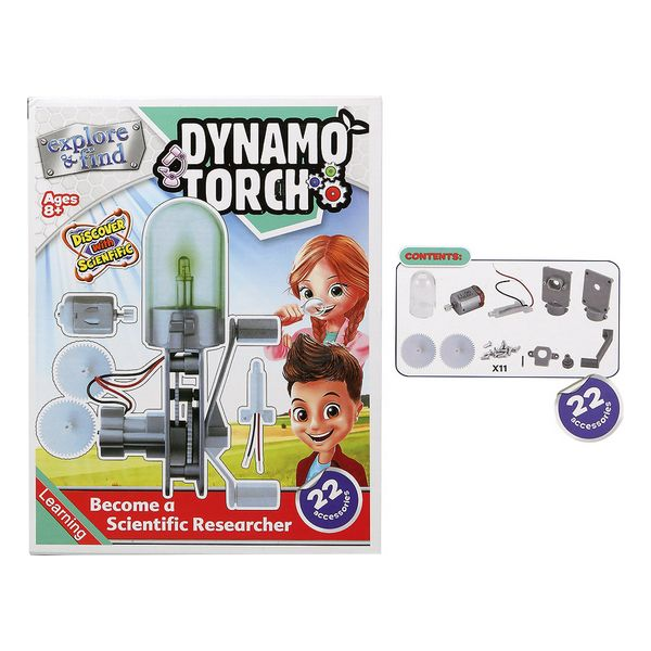 Educational Game Dynamo Torch 117776