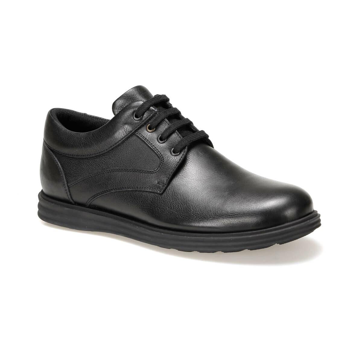 FLO 89425-1 Black Male Shoes Flogart