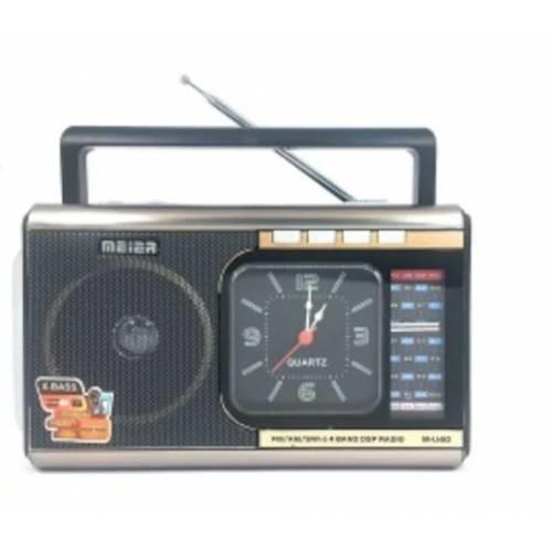 Meier M U40 fm радио USB SD Часы Аналоговый дисплей Phanariot черный|Радиоприёмники| | АлиЭкспресс