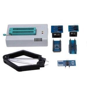 Универсальный USB программатор Minipro TL866II Plus с 5 адаптерами