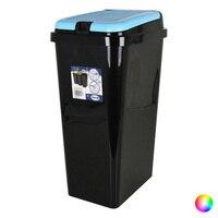 Rubbish Bin Tontarelli 45 L Plastic Rectangular (40 X 29 x 65 cm) Foldable Storage Bags     -