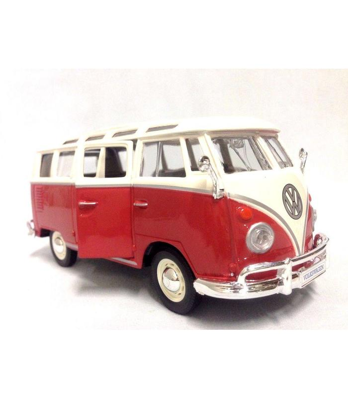 Car 1/24 Special Volkswagen Samba Toy Store