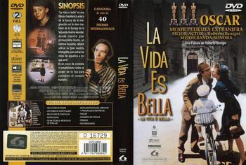 Life Is Beautiful. dvd