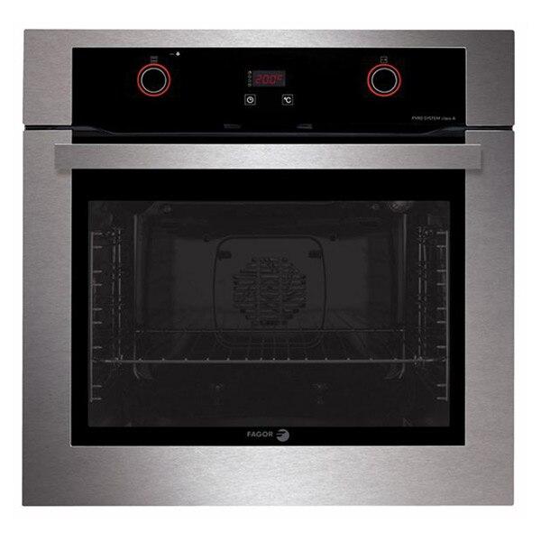 Multipurpose Oven FAGOR 6H-865 BX 51 L 3570W Black Stainless Steel