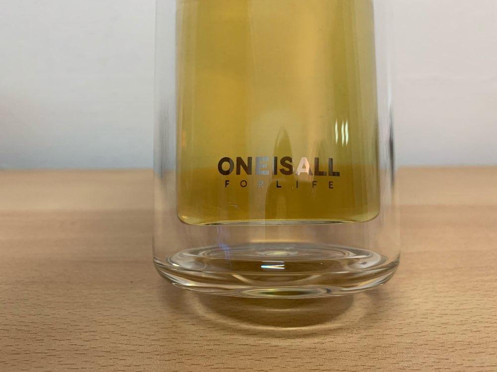 Glass Bottle Double Wall Glass Water Bottle Tea Water Separation Glass Bottle Creative My Water Bottle 380ML|Water Bottles| |  - AliExpress