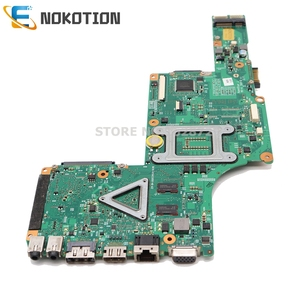 Image 2 - NOKOTION For Toshiba satellite L630 Laptop motherboard HD4500 HM55 DDR3 Free cpu 6050A2338501 MB A03 V000245110 1310A2338522