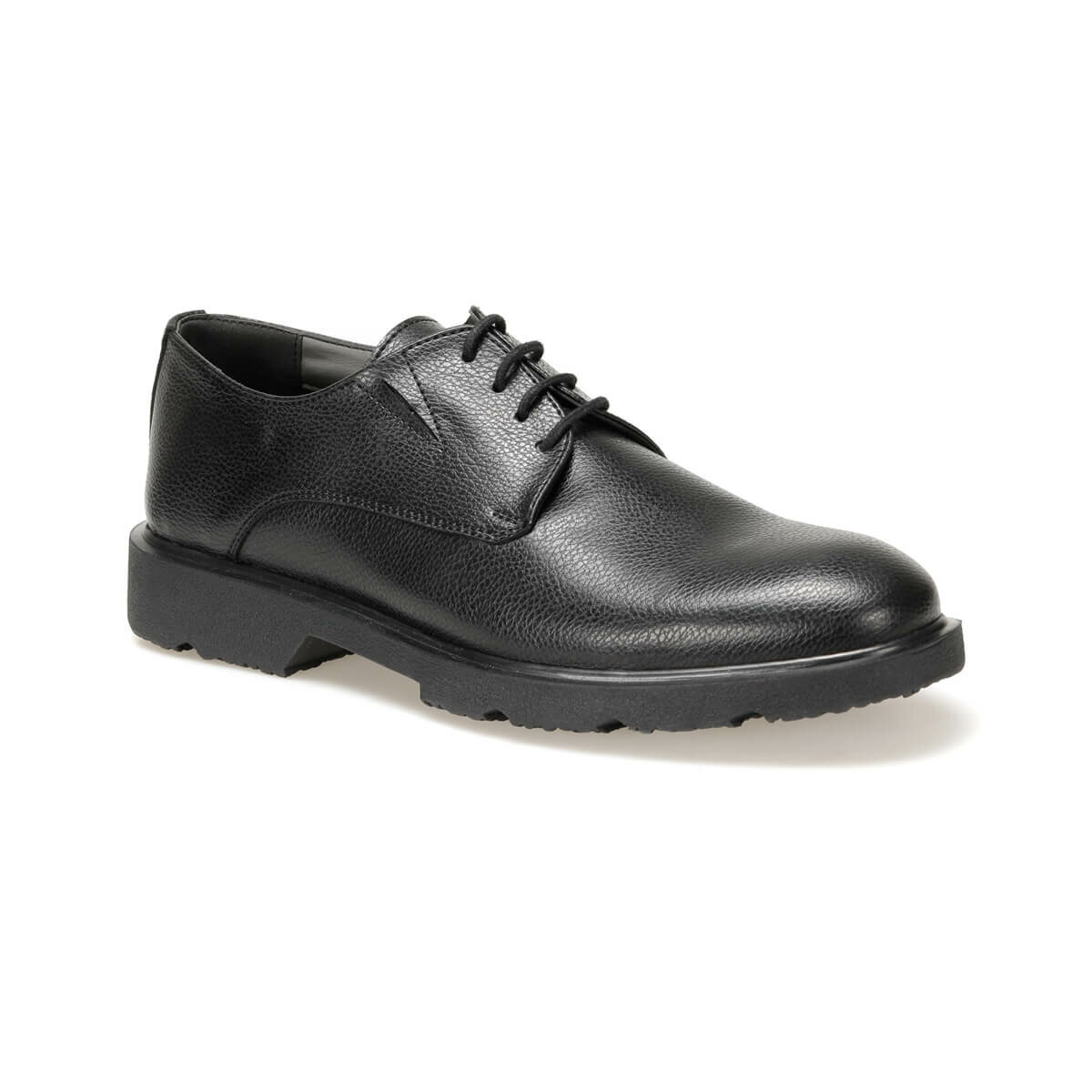FLO 1710 Black Men 'S Classic Shoes JJ-Stiller