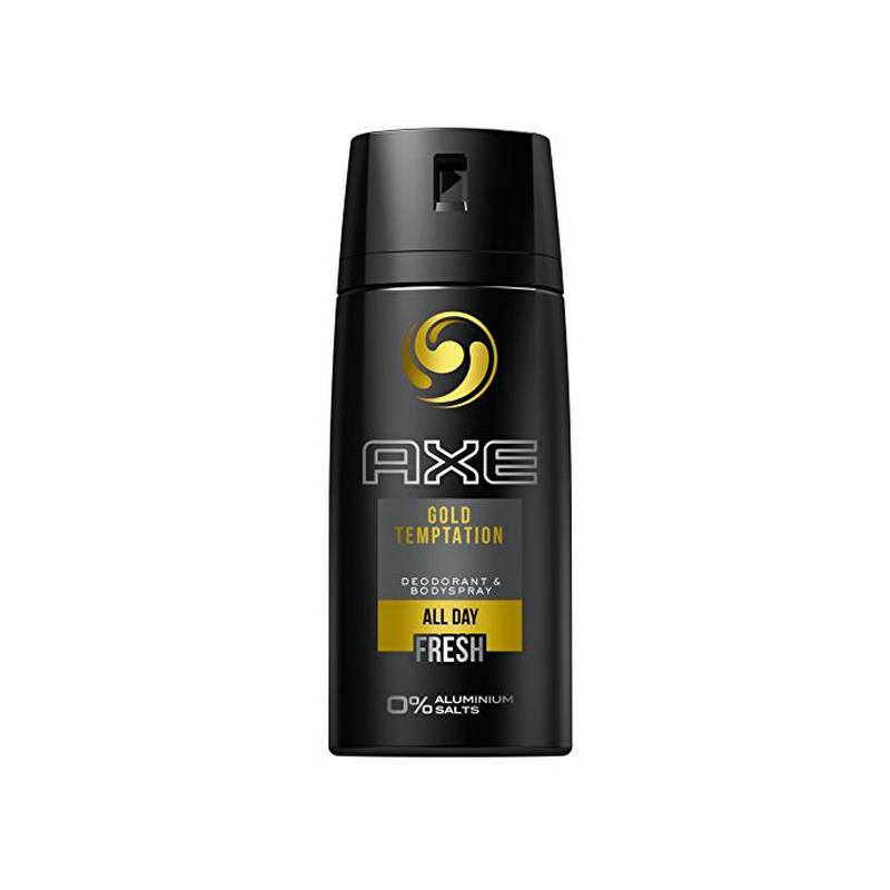 Deodorant Spray Gold Temptation Axe (150 Ml)