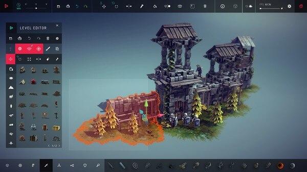 《围攻 Besiege》中文版百度云迅雷下载v1.05插图(2)