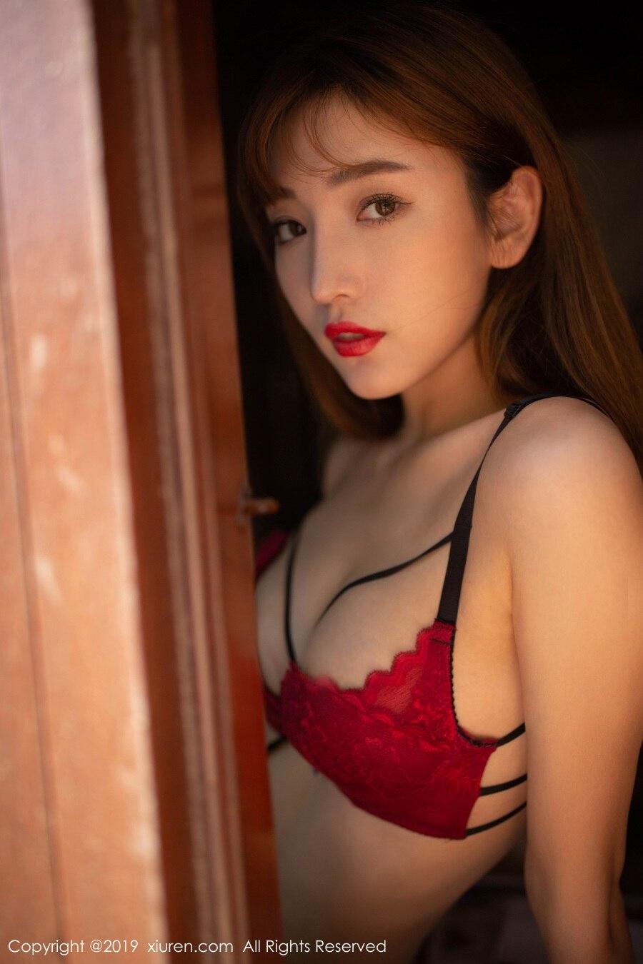 陆萱萱 – 性感诱人的宅男女神插图3
