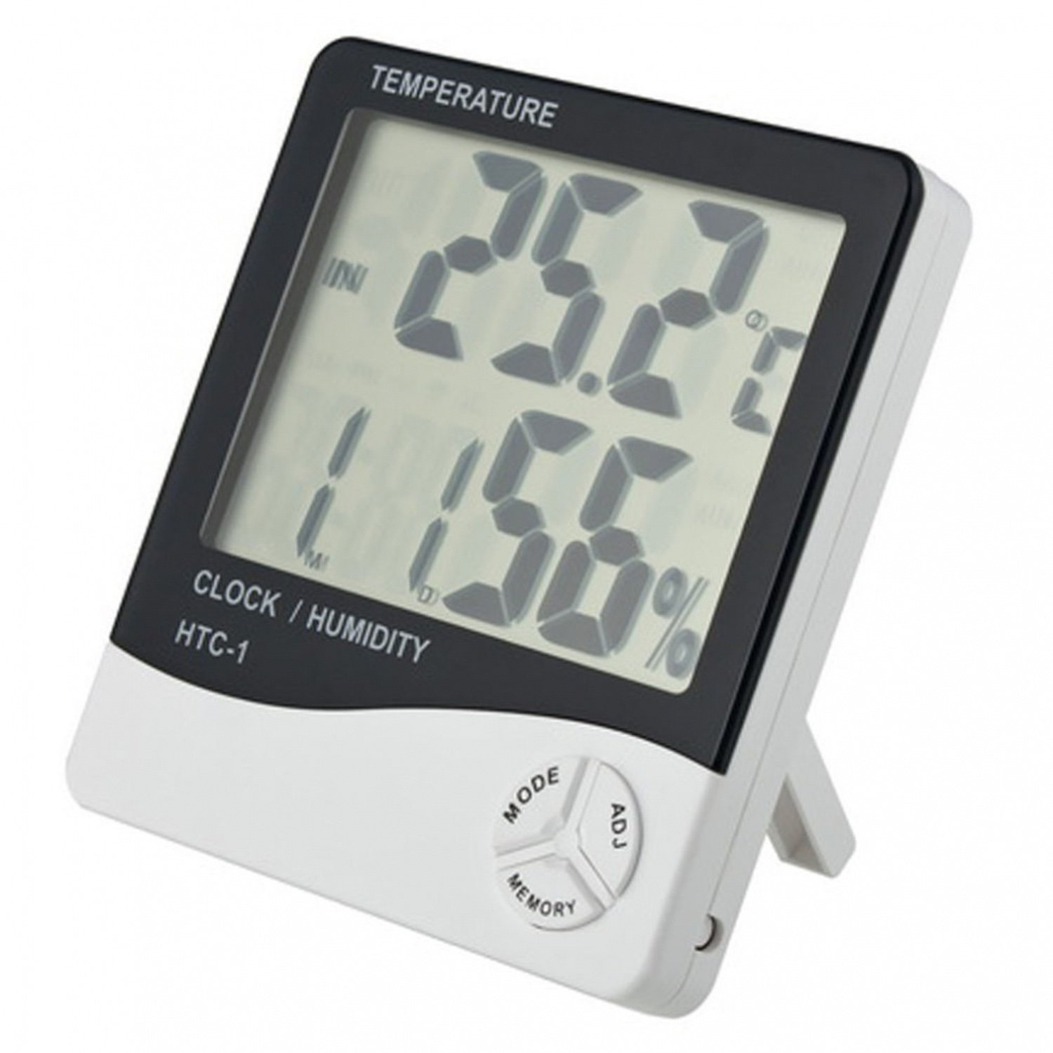 Digital thermo-hygrometer Victor HTC1 ts s67 touch screen digital lcd thermometer with hygrometer led backlit