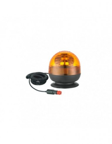 JBM 52299 ROTATING Warning Light 12V LOW MAGNETIZED