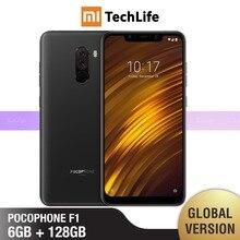 הגלובלי גרסת Xiaomi Pocophone F1 128GB ROM 6GB RAM (חדש לגמרי/אטום) poco f1, poco 128, pocof1 Smartphone נייד