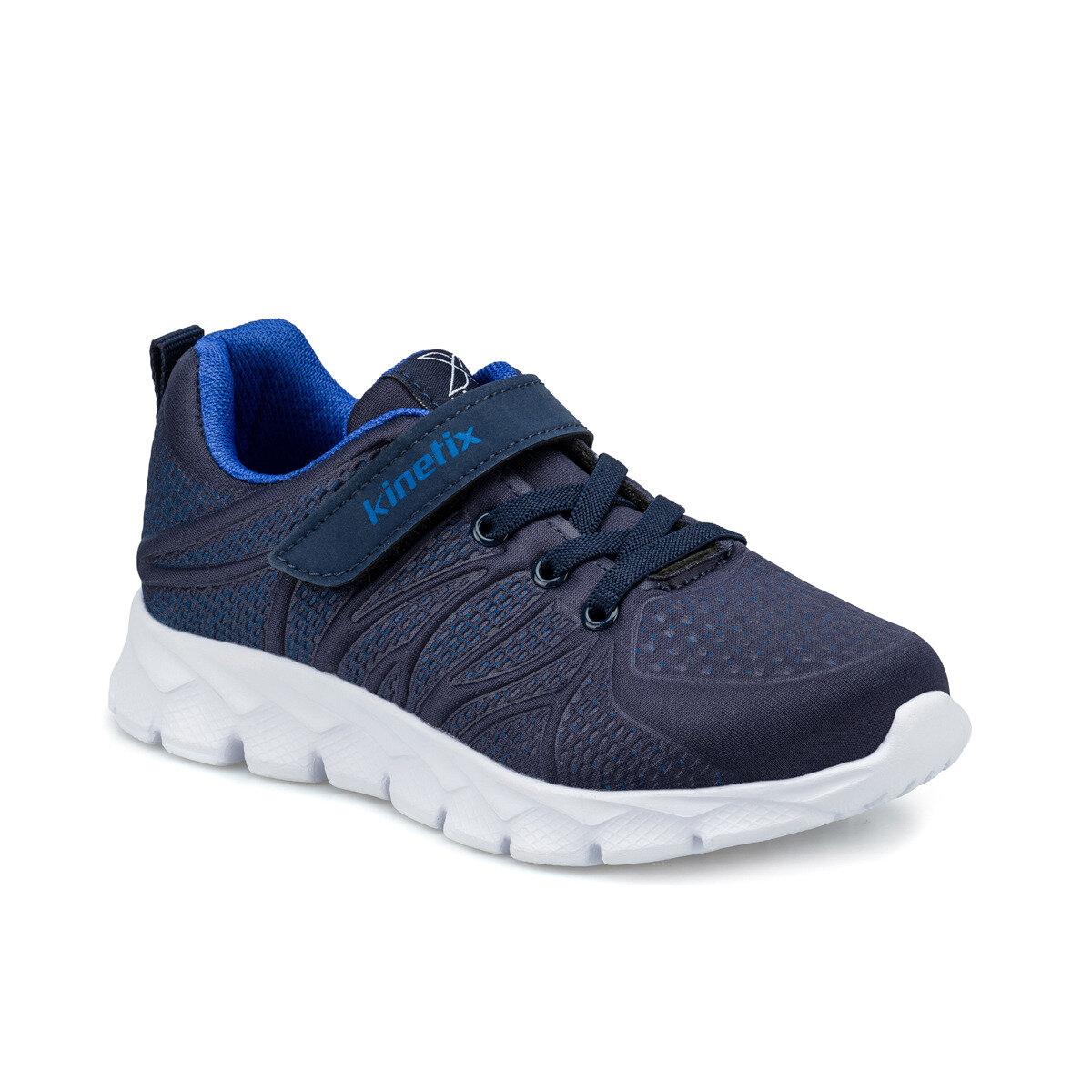 FLO MAMBA Navy Blue Male Child Hiking Shoes KINETIX