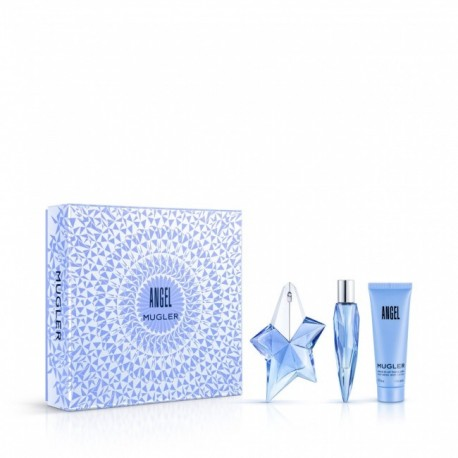 ANGEL EDP 25ML + MINI EDT 10ML + BODY LOTION 50ML