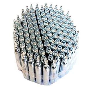Envio 48h 20 x Bombonas de CO2 de Alto Rendimiento | Capsulas de Aire comprimido con Cargas de 12 gr para Armas de Airsoft