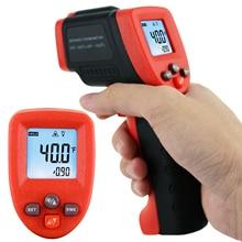 Non Contact Digitale Ir Infrarood thermometer 50 ~ 550 ℃ ( 58 ~ 1022 ℉) lasergrip Instant Reading W/Scannen Functie Temperatuur