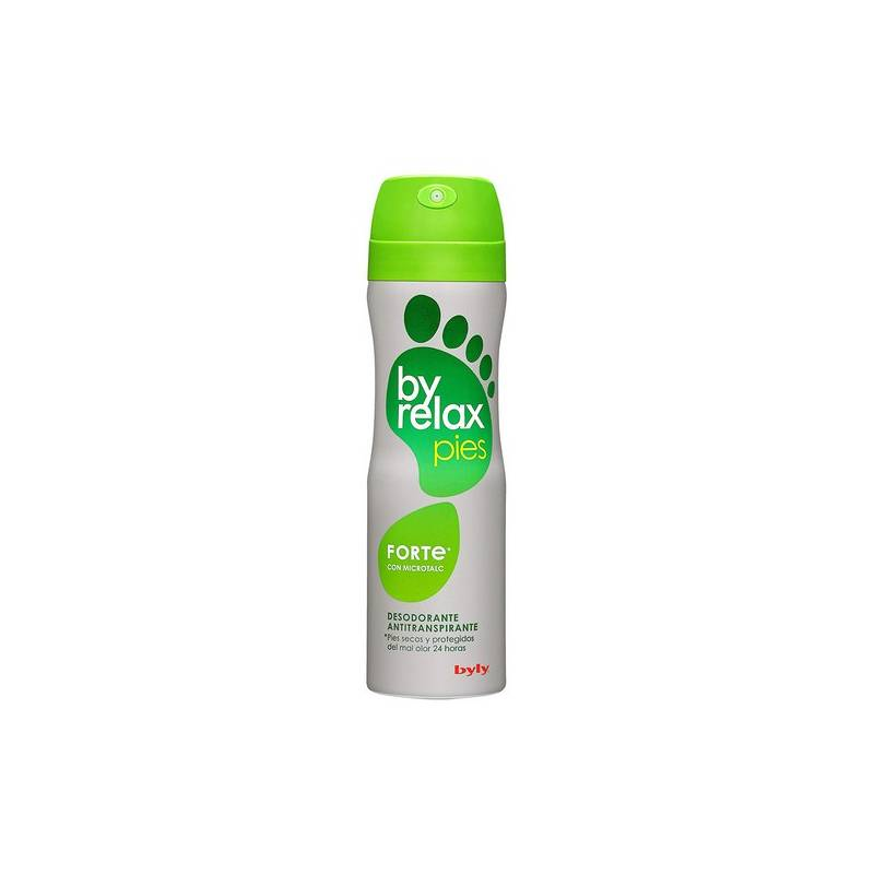 Deodorant Foot Spray Byrelax Forte Byly (200 Ml)