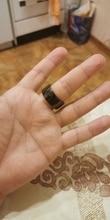 Кольцо дошло в 2,5 недели до мск, упаковка жёсткая, к коробке с кольцом прилогался подарочный пакет. Подошло на указательный палец идиально. Буду пробовать в работе!