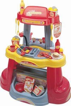 Groceries Toys Palau  Bistro Set for children toys kids game childrens cash register shopping store toy