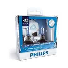 PHILIPS 9006DVS2 HB4 12 V-55 W (P22d) (White cold. light-голуб. оттен.) Diamond Vision (2 pcs) 32781