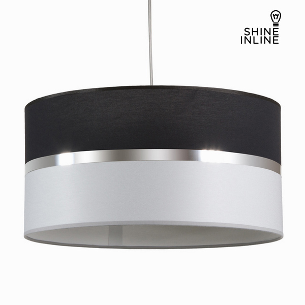 Black And Grey Ceiling Lamp By Shine Inline