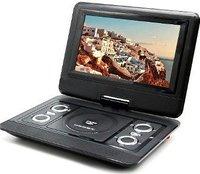 Portable DVD плеер Eplutus LS 126T c digital tuner DVB T2 13 ''1920x800АКБ 2400 mAh